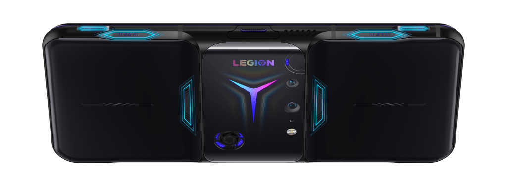 Maximum control in Lenovo Legion Duel 2 phone
