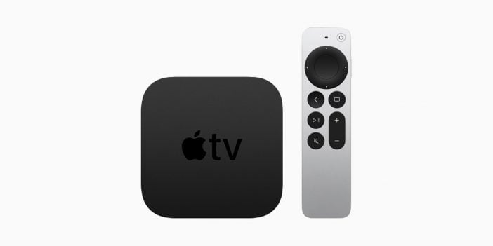 Apple TV with 4K