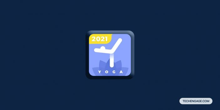 Daily Yoga fitness app logo