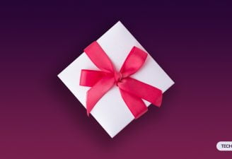 A featured image of wrapped gift box for Mother's Day Gift Guide
