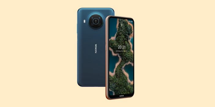 An Image of Nokia X20