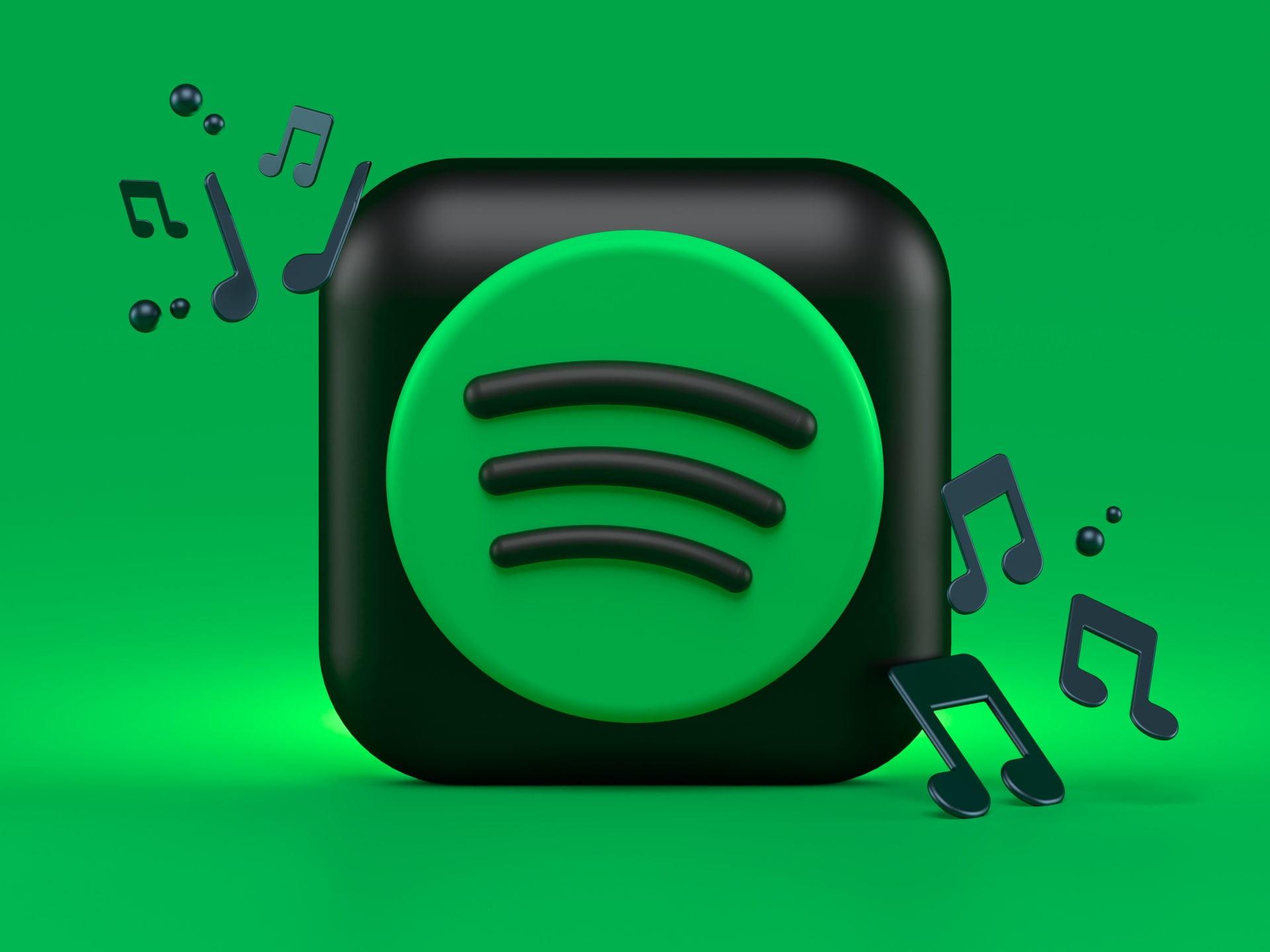 Spotify icon green