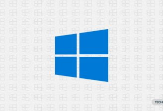 An icon of floating Windows 10 f