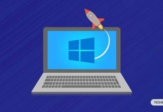 Speed up Windows 10 laptop