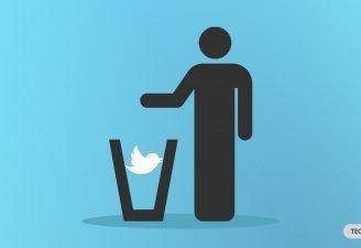 Twitter deactivate account