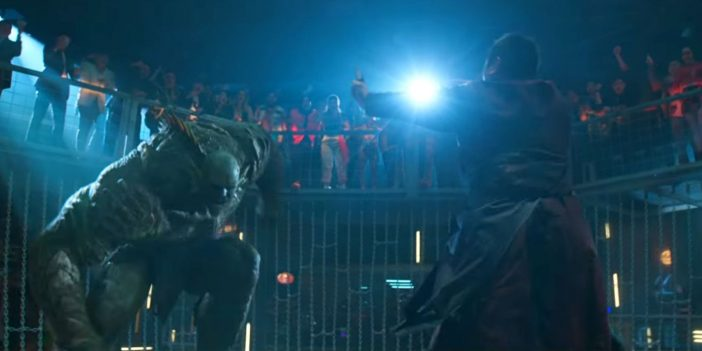 Abomination vs. Wong in Shang-Chi trailer