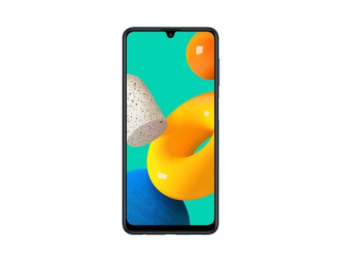 Galaxy M32 front side