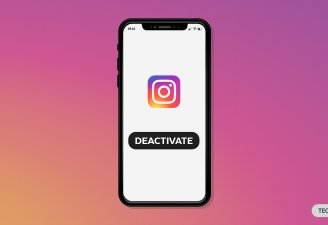 Disable or delete Instagram account