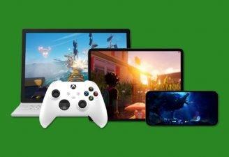 Microsoft xCloud Gaming on iOS