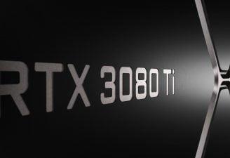 NVIDIA GeForce RTX 3080 Ti Graphics Card