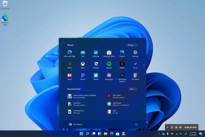 windows 11 dark mode