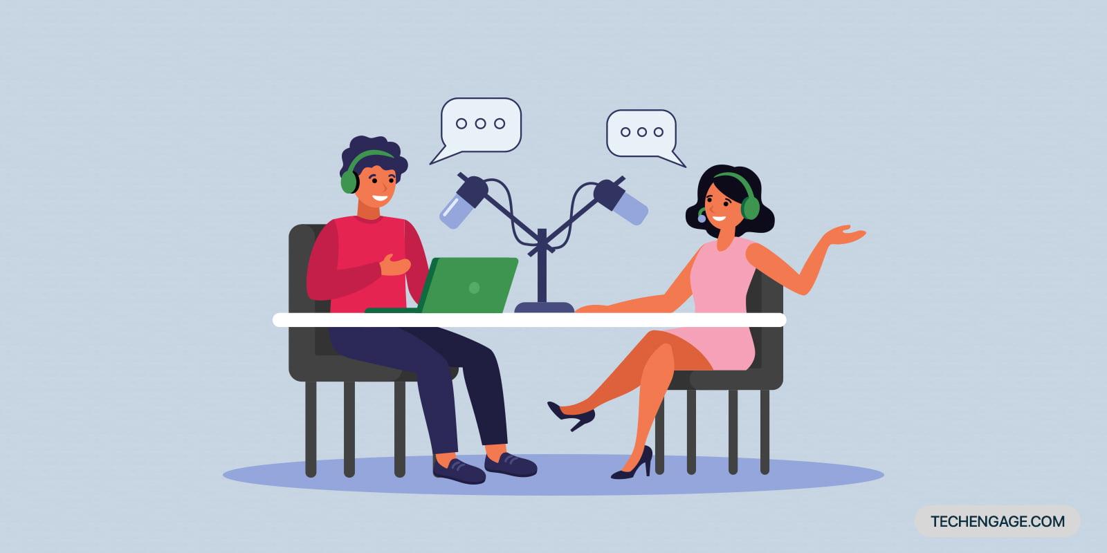 Best podcast microphones under $100 on Amazon