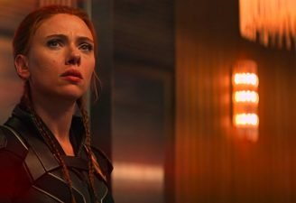 Scarlett Johansson as Black Widow aka Natasha in Black Widow movie