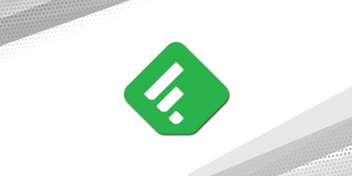 Feedly app logo