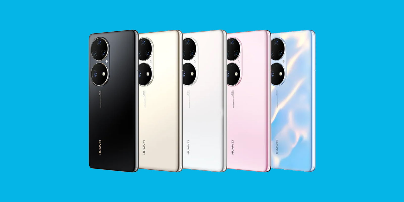 Huawei announces P50 and P50 Pro equipped with Snapdragon 888 and HarmonyOS