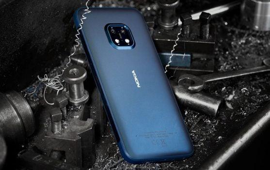 Nokia XR20 rugged smartphone