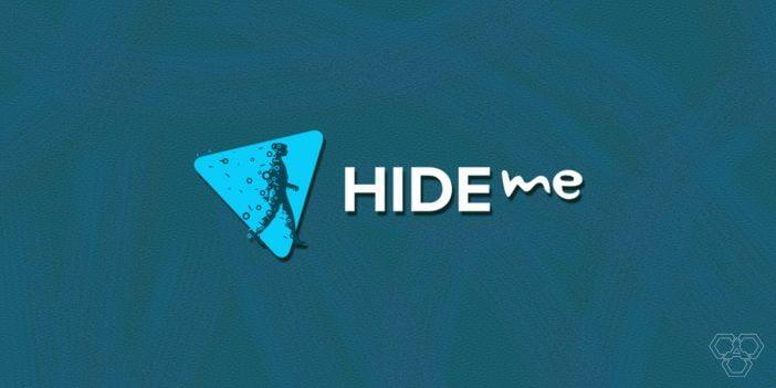 Hide me VPN logo