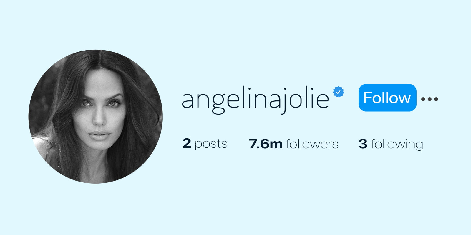 Angelina Jolie crosses 7 million followers on Instagram in just two days