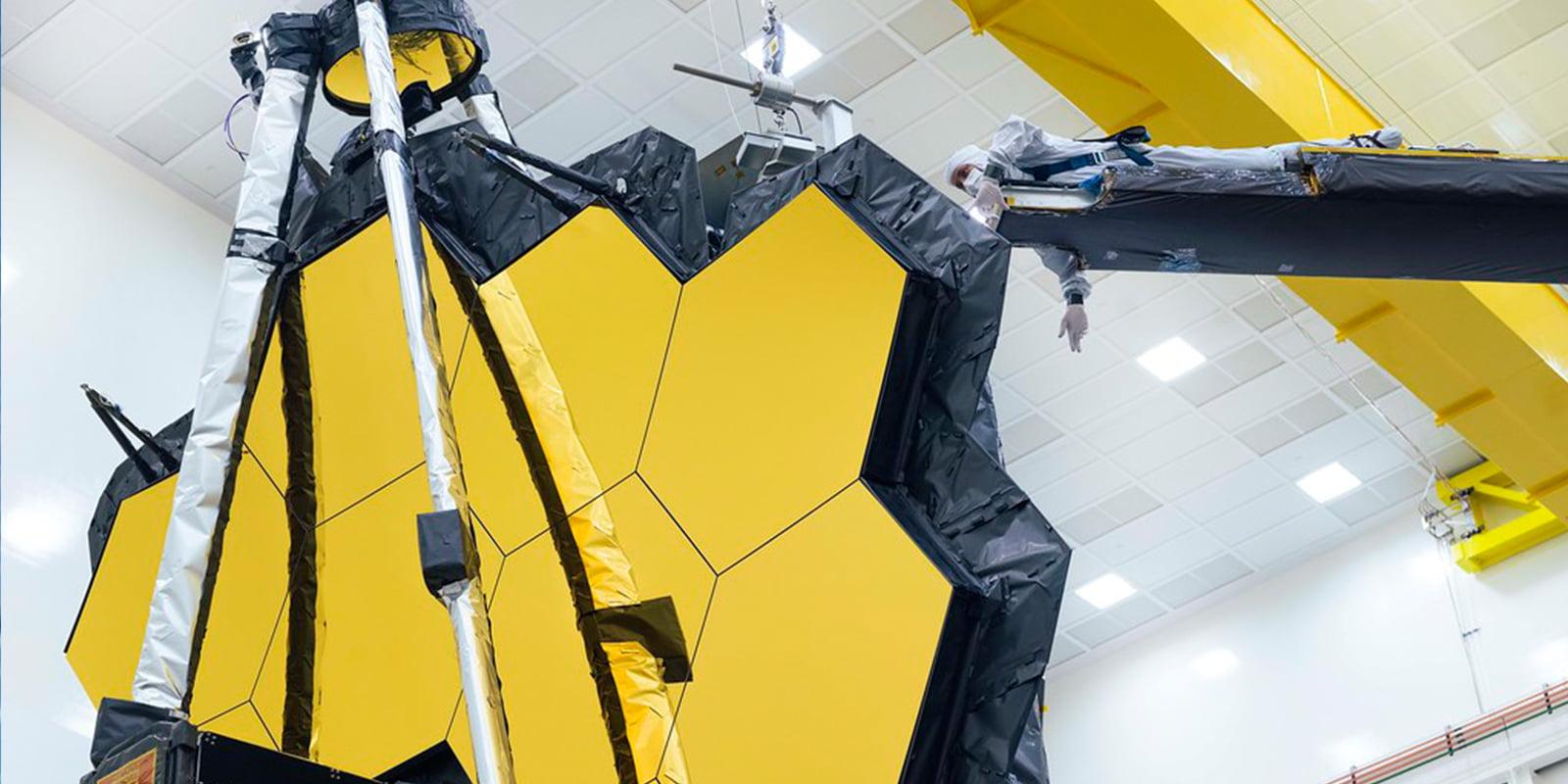 NASA sets new launch date for James Webb Space Telescope