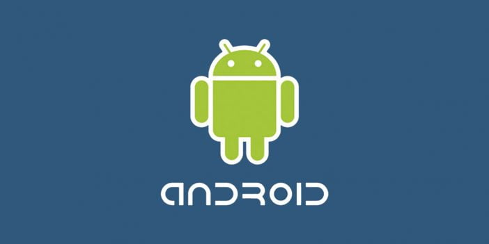 First Android OS logo
