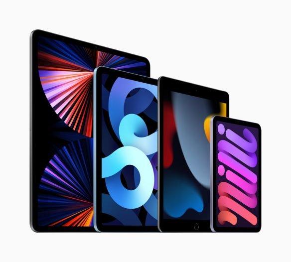 All Apple iPads