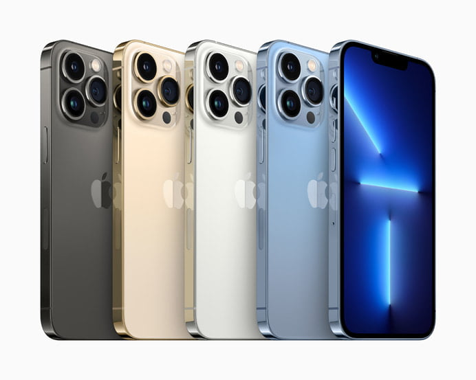 Apple unveils iPhone 13 series with 120Hz display and camera upgrades