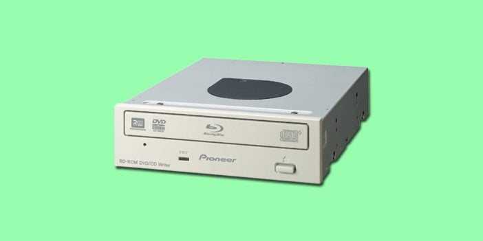 An image of DVD