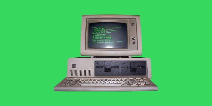 An image of IBM PC