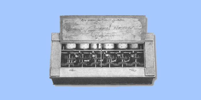 Pascaline 1642