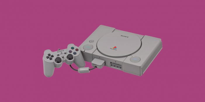 An image of Playstation