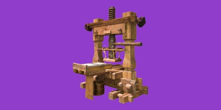 Printing Press 1436