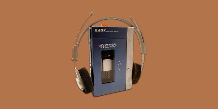 An image of Sony Walkman
