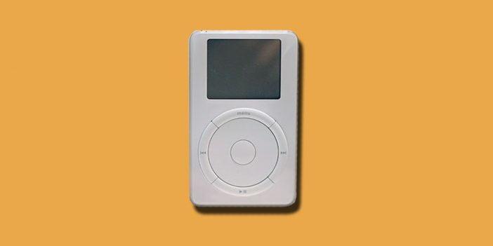 An image of iPod first gen