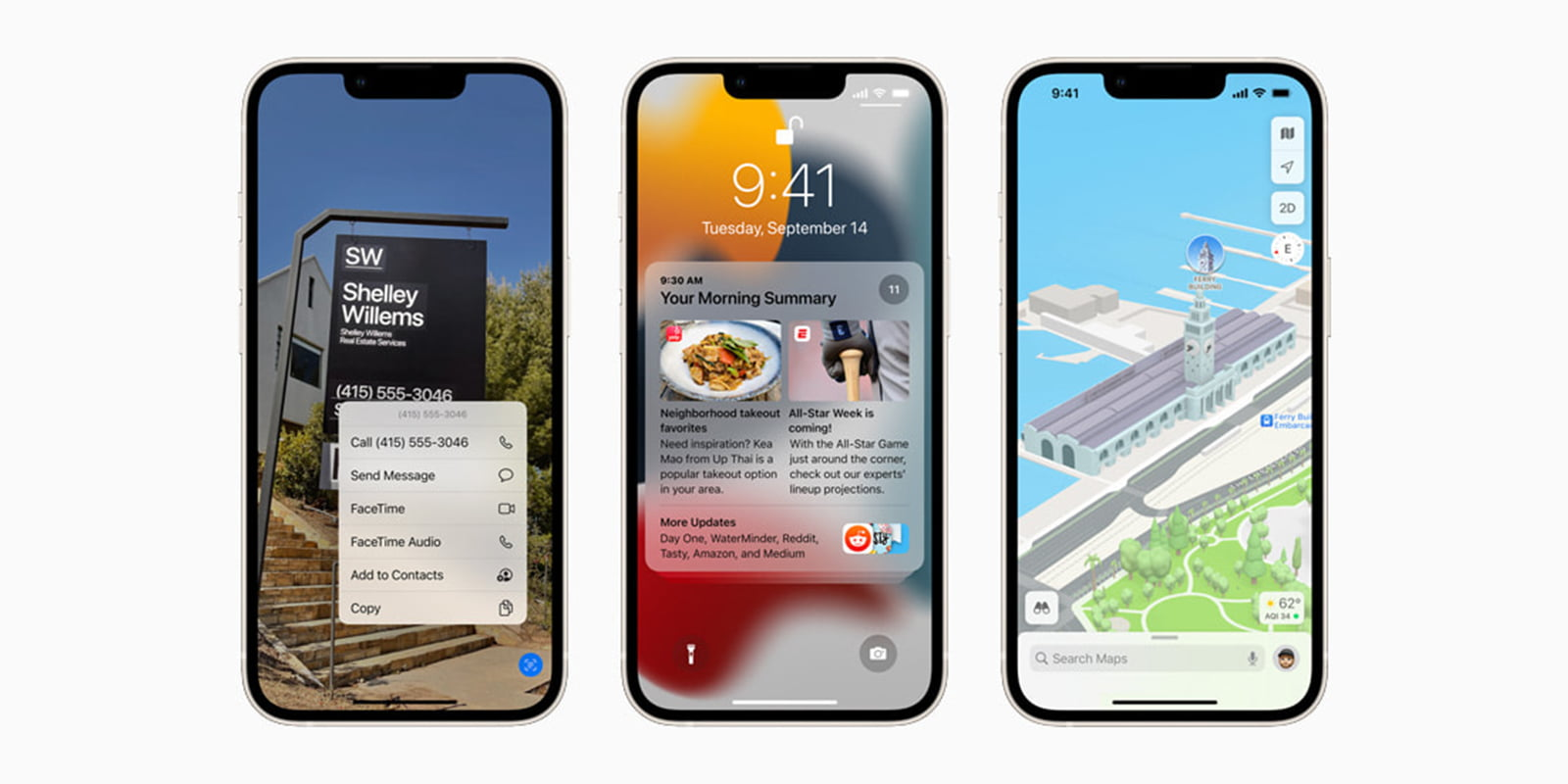iOS 15 update is now available for iPhone 6s and later