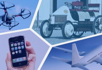 top tech inventions in history