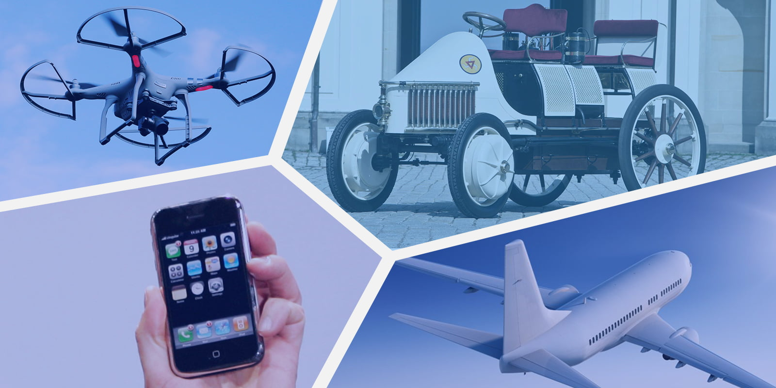 Top 63 tech innovations in history
