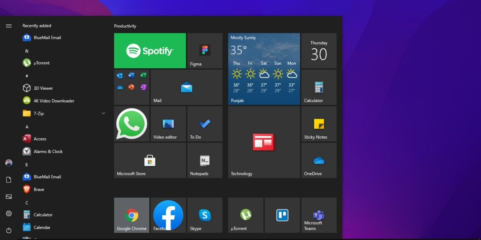 A beginner's guide to Windows 10 Start menu